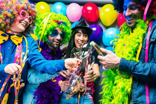 Karneval! Feiern Sie mit!