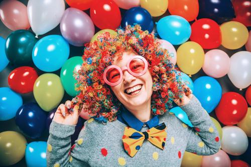 karneval luftballons